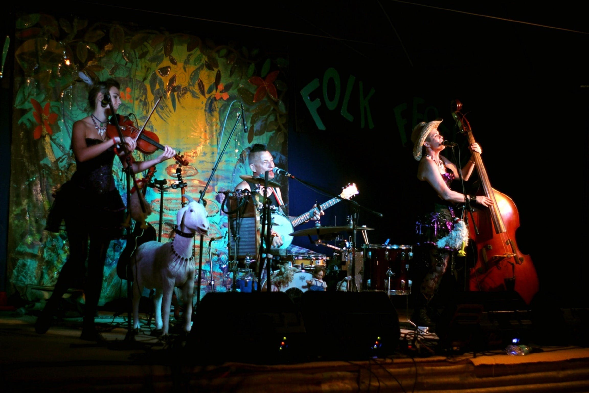 Bony Mountain Folk Festival - Accommodation Brisbane