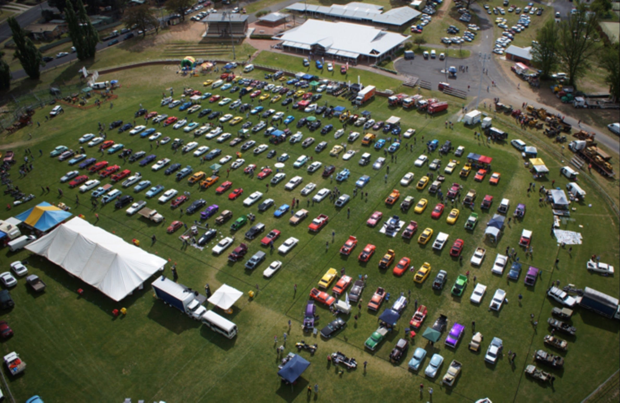 Cooma Motorfest - Accommodation Brisbane