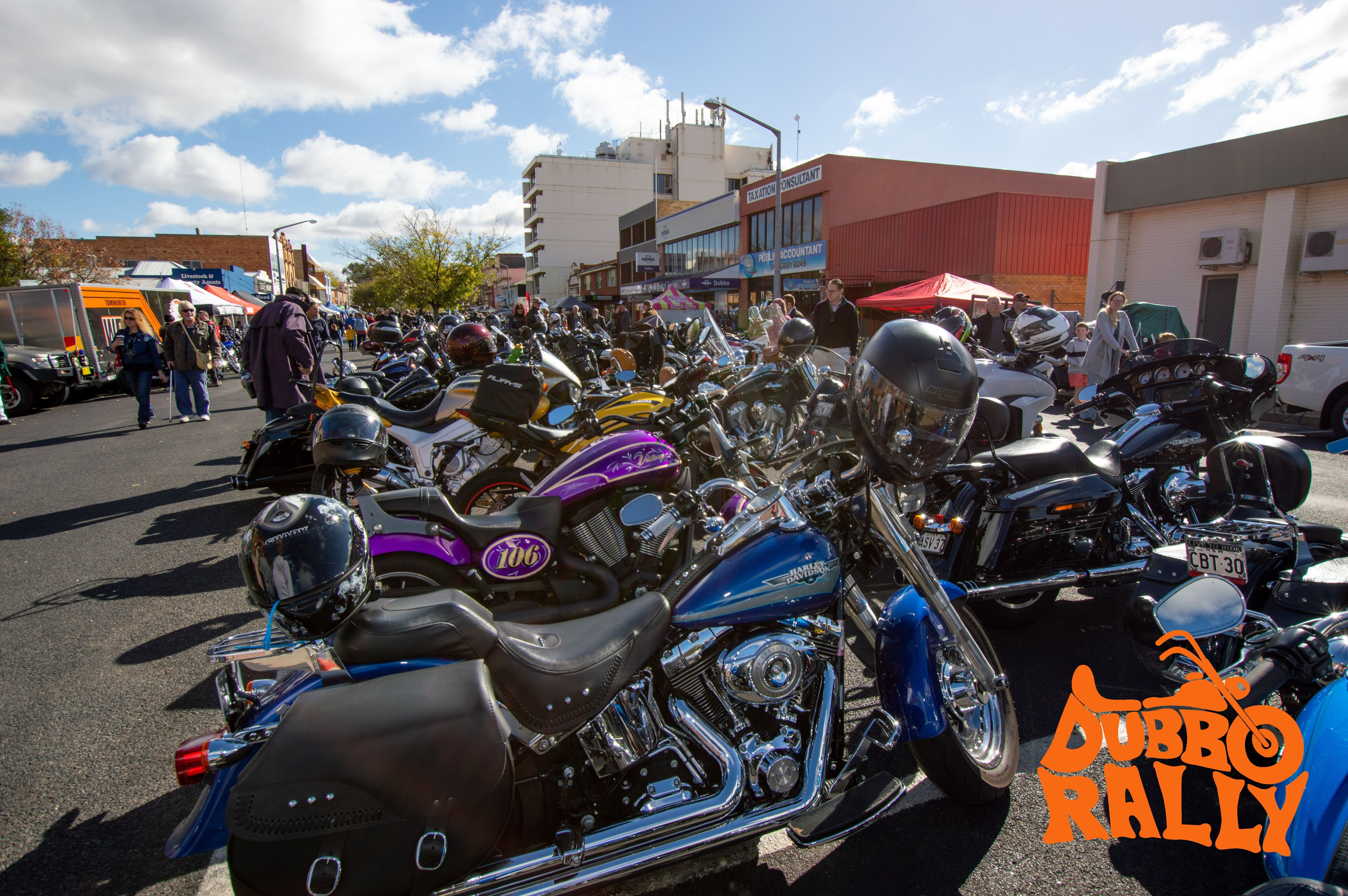 Dubbo Motor Bike Rally - Accommodation Brisbane