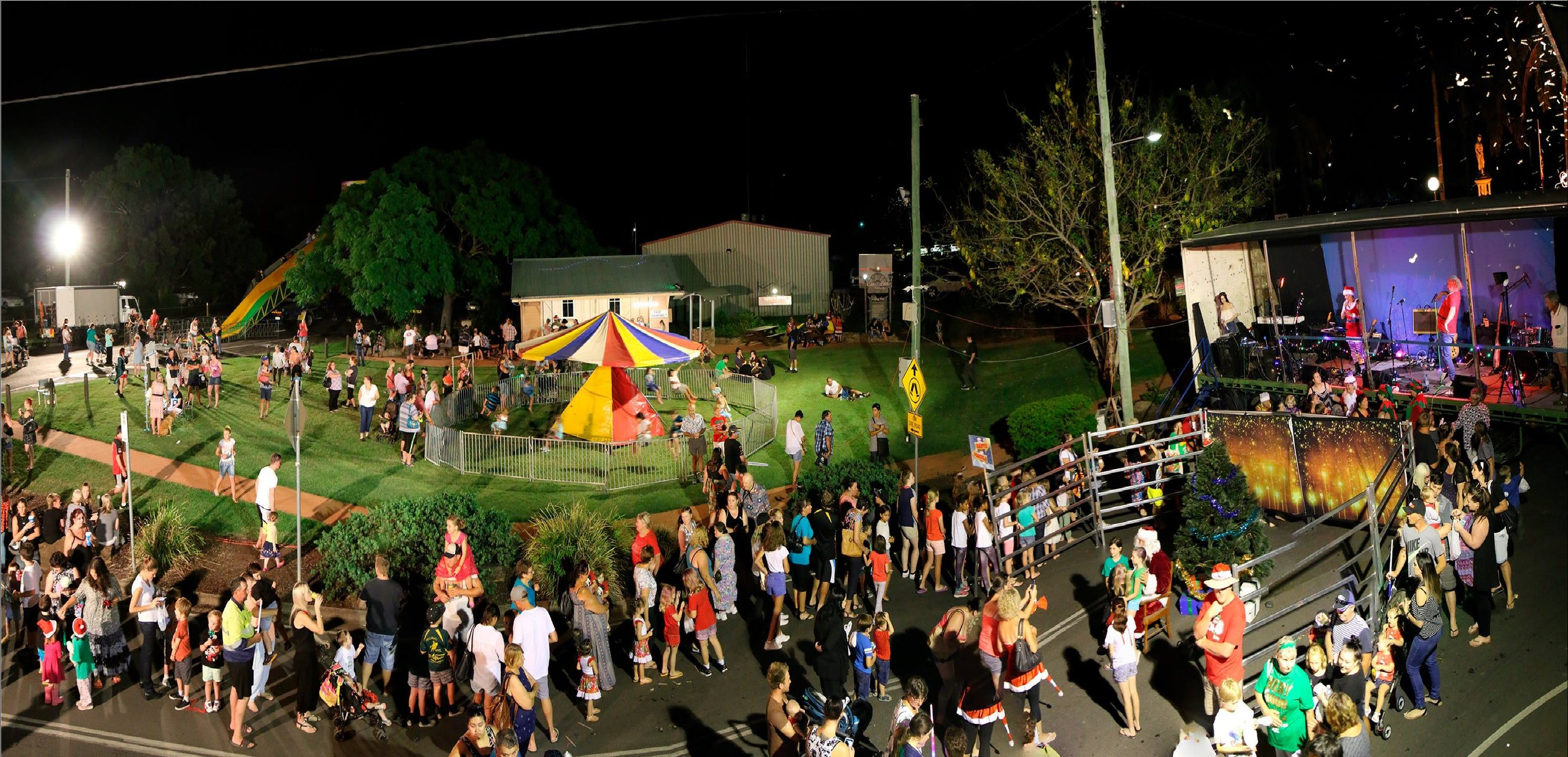 Forest Hill Christmas Festival - Accommodation Brisbane