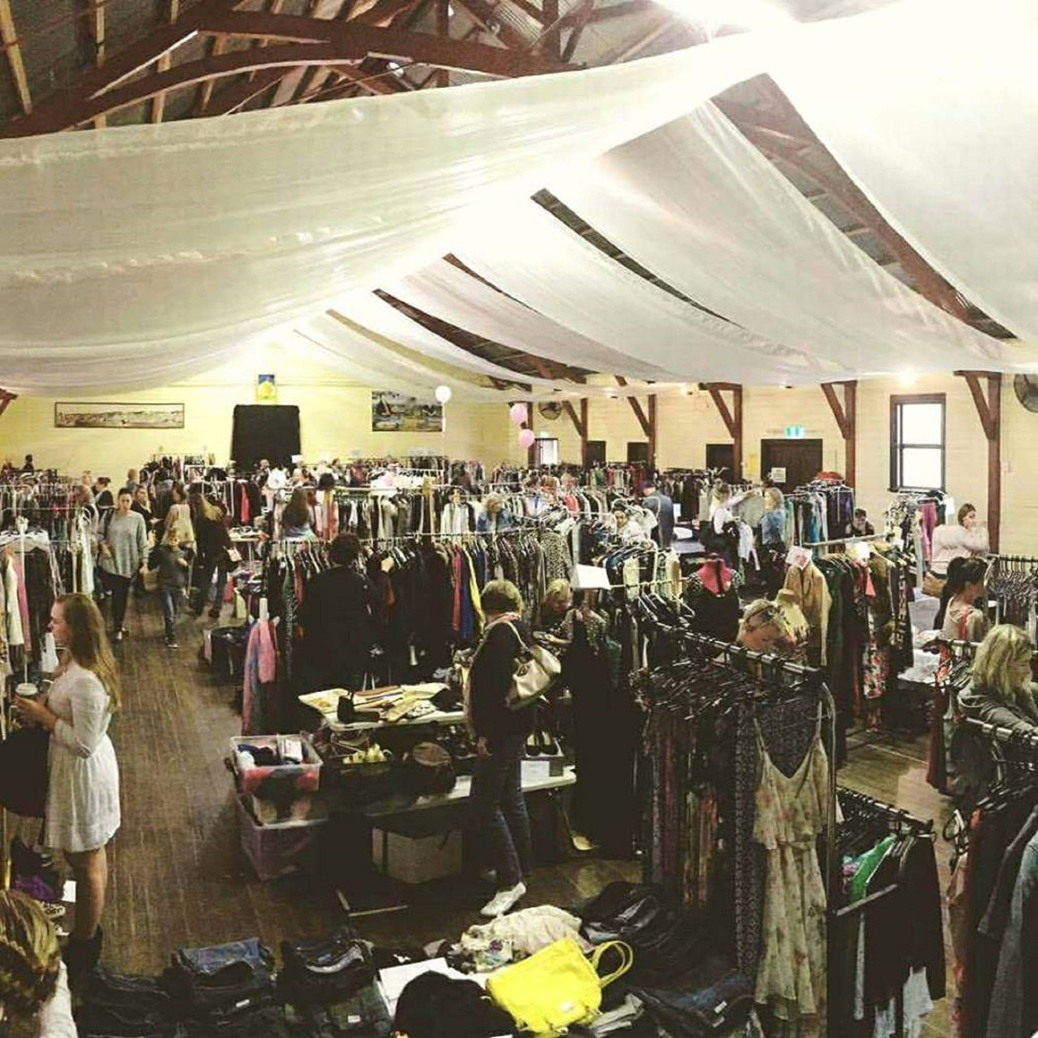 In Her Shoes- Pre- Loved Fashion Market - Accommodation Brisbane