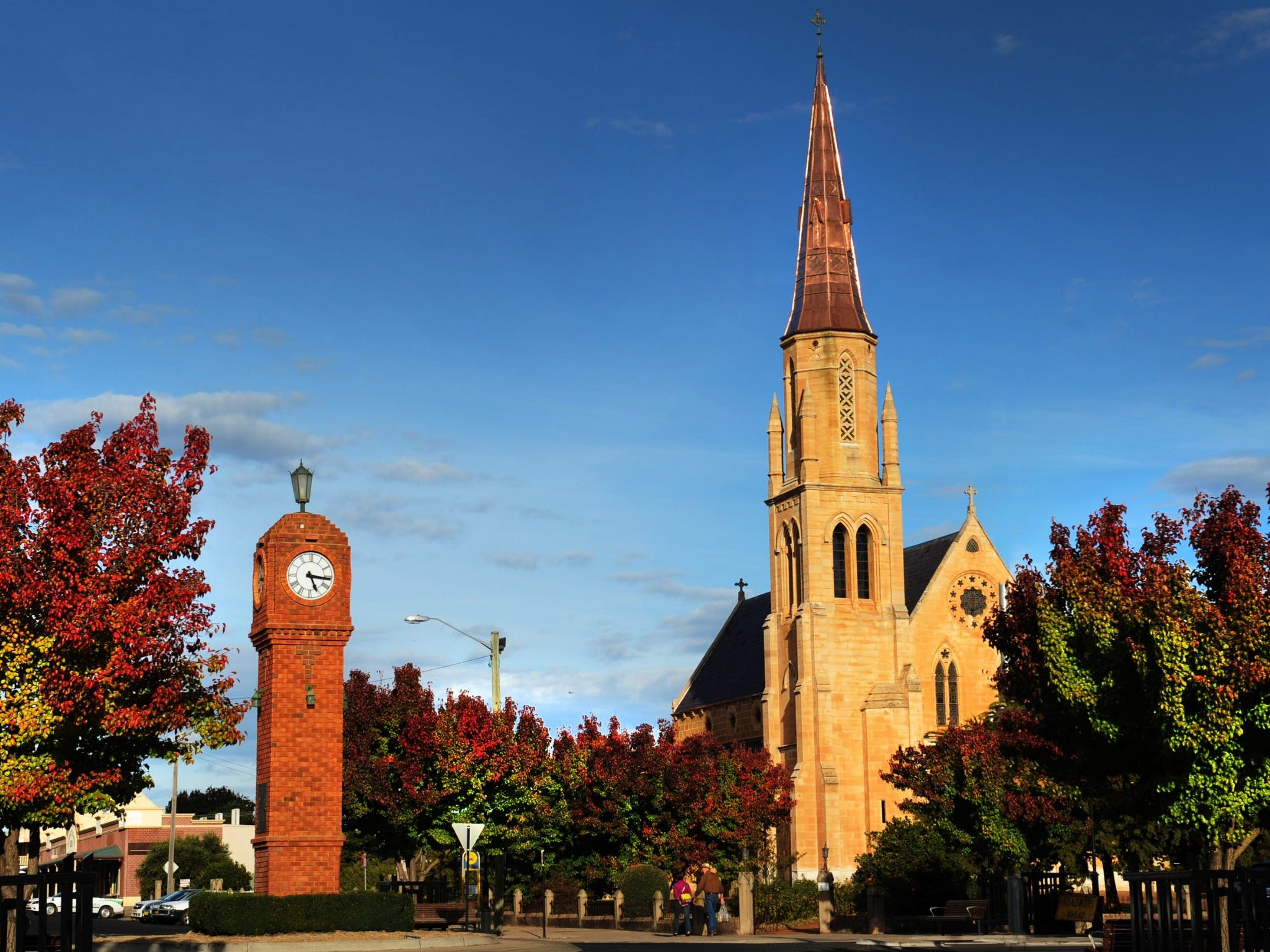 Mudgee Heritage Walking Tours - Accommodation Brisbane