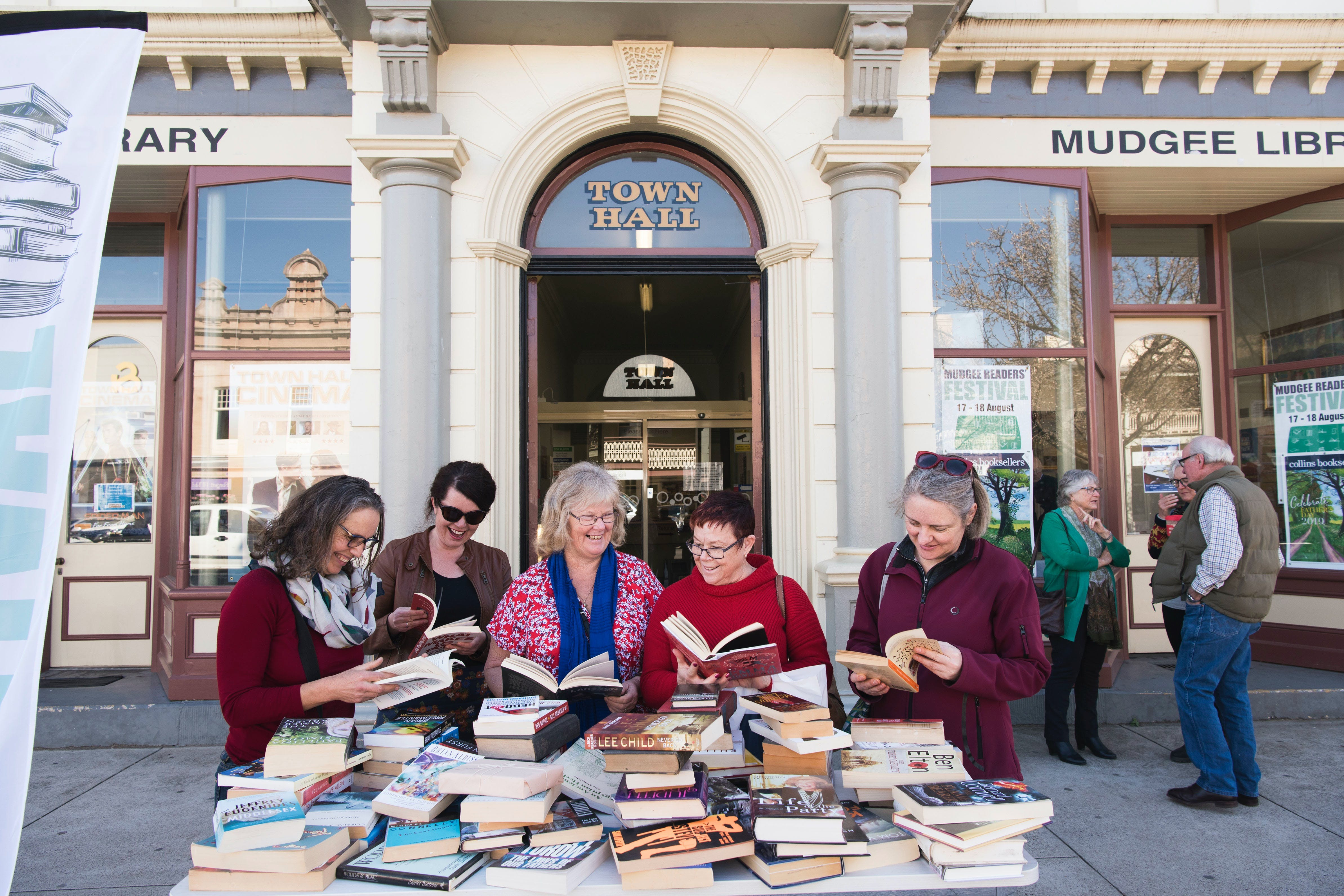 Mudgee Readers' Festival - Accommodation Brisbane