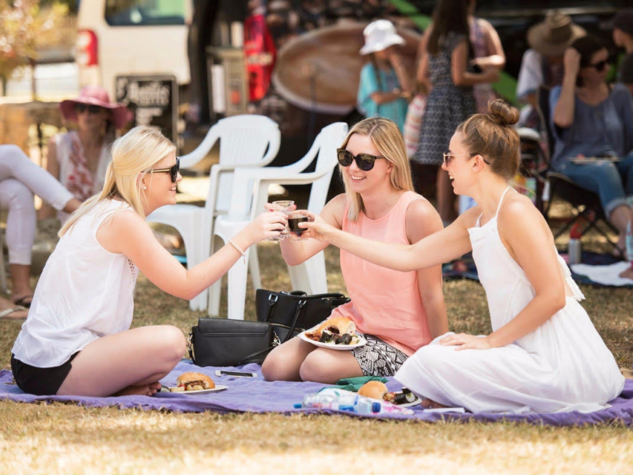 Nundle Country Picnic - Accommodation Brisbane