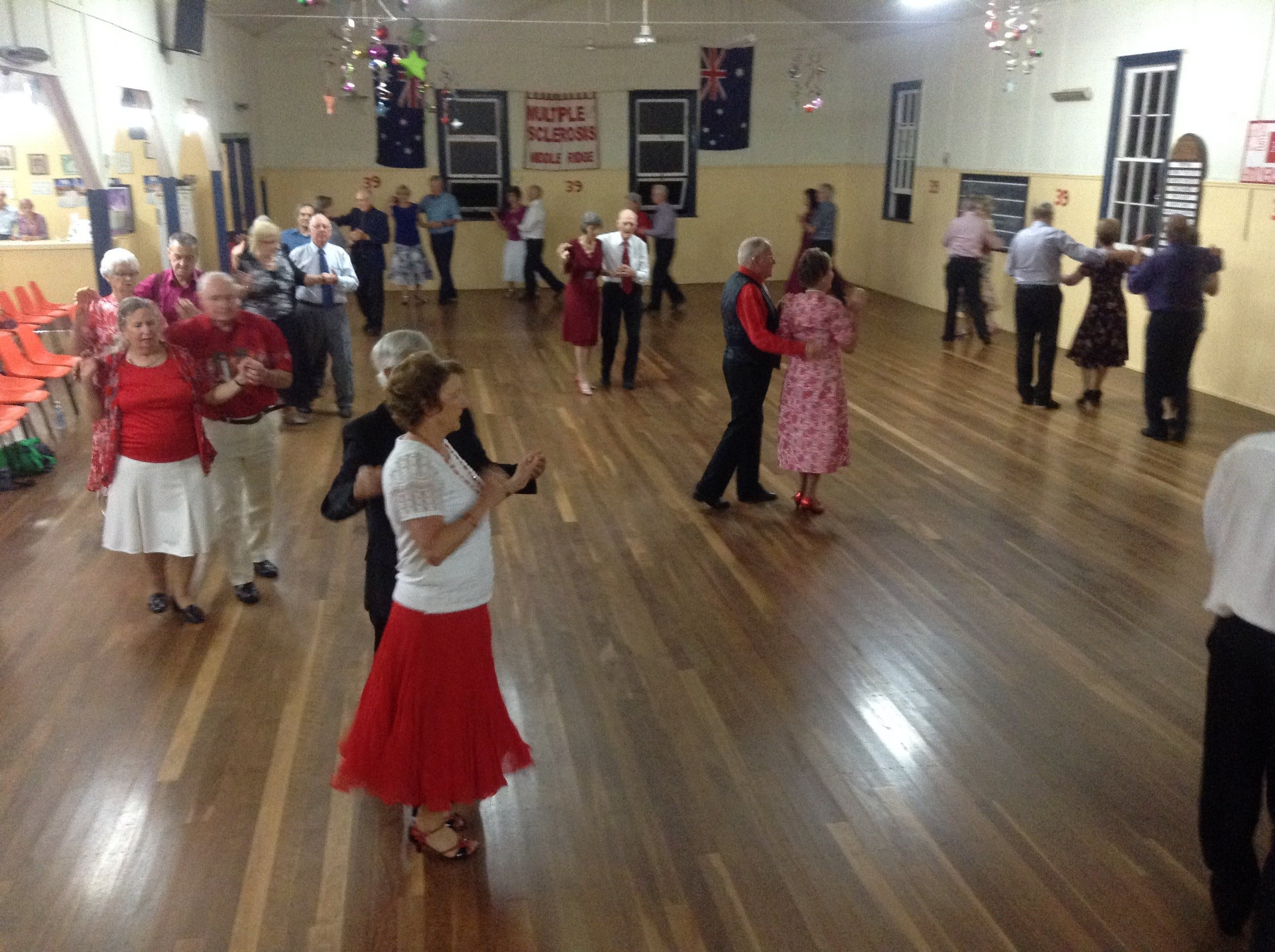 Old Time Dance - Accommodation Brisbane