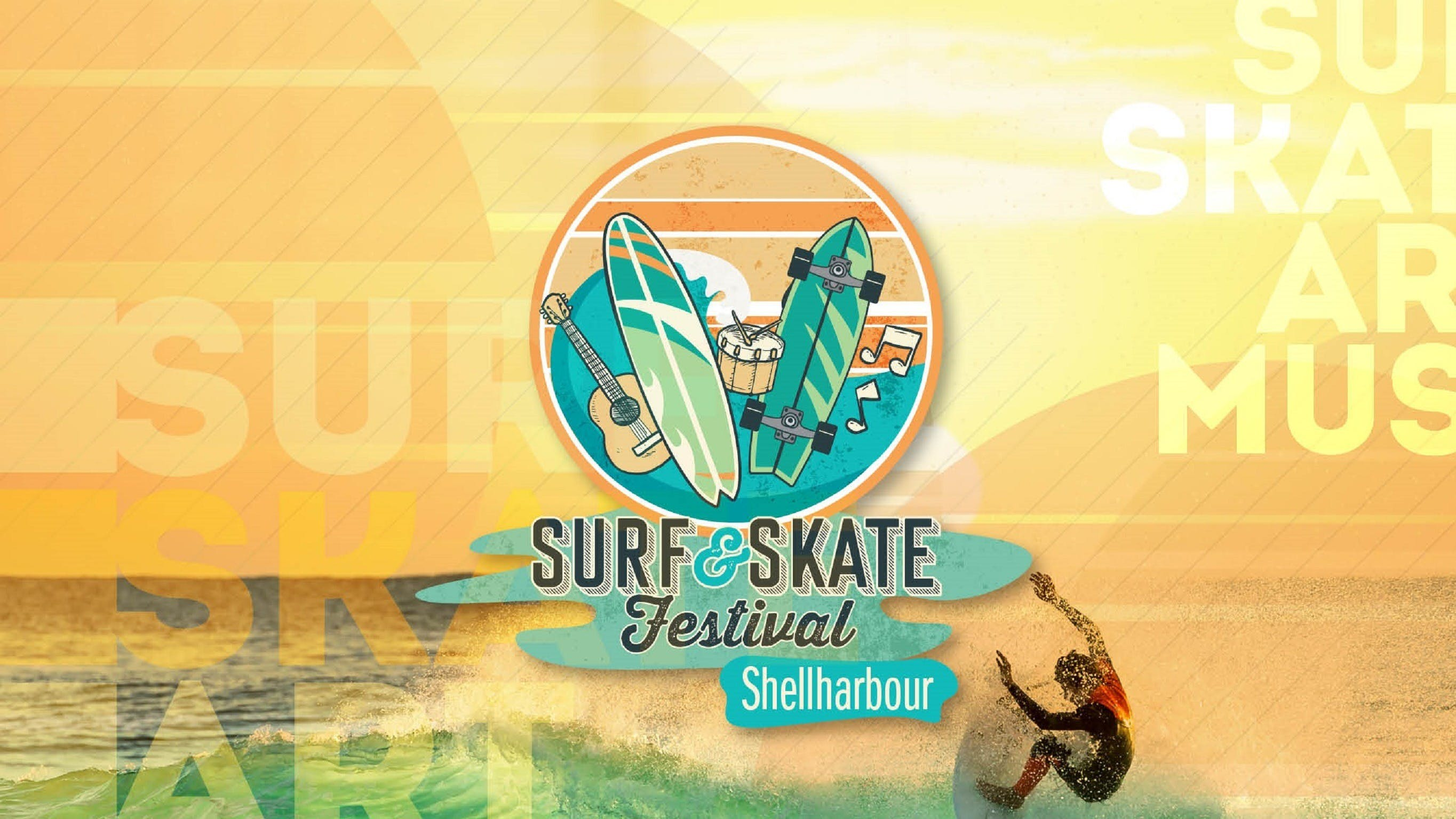 Skate and Surf Festival Shellharbour - Accommodation Brisbane