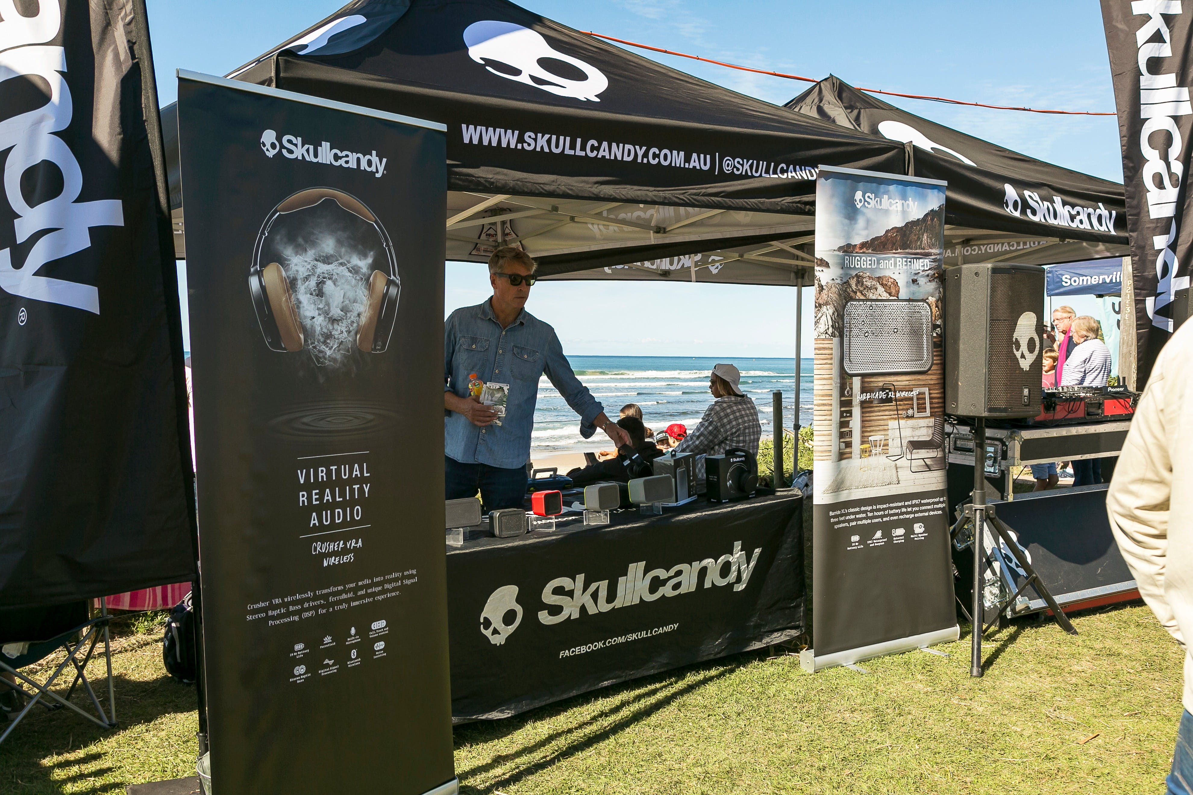 Skullcandy Oz Grom Open - Accommodation Brisbane