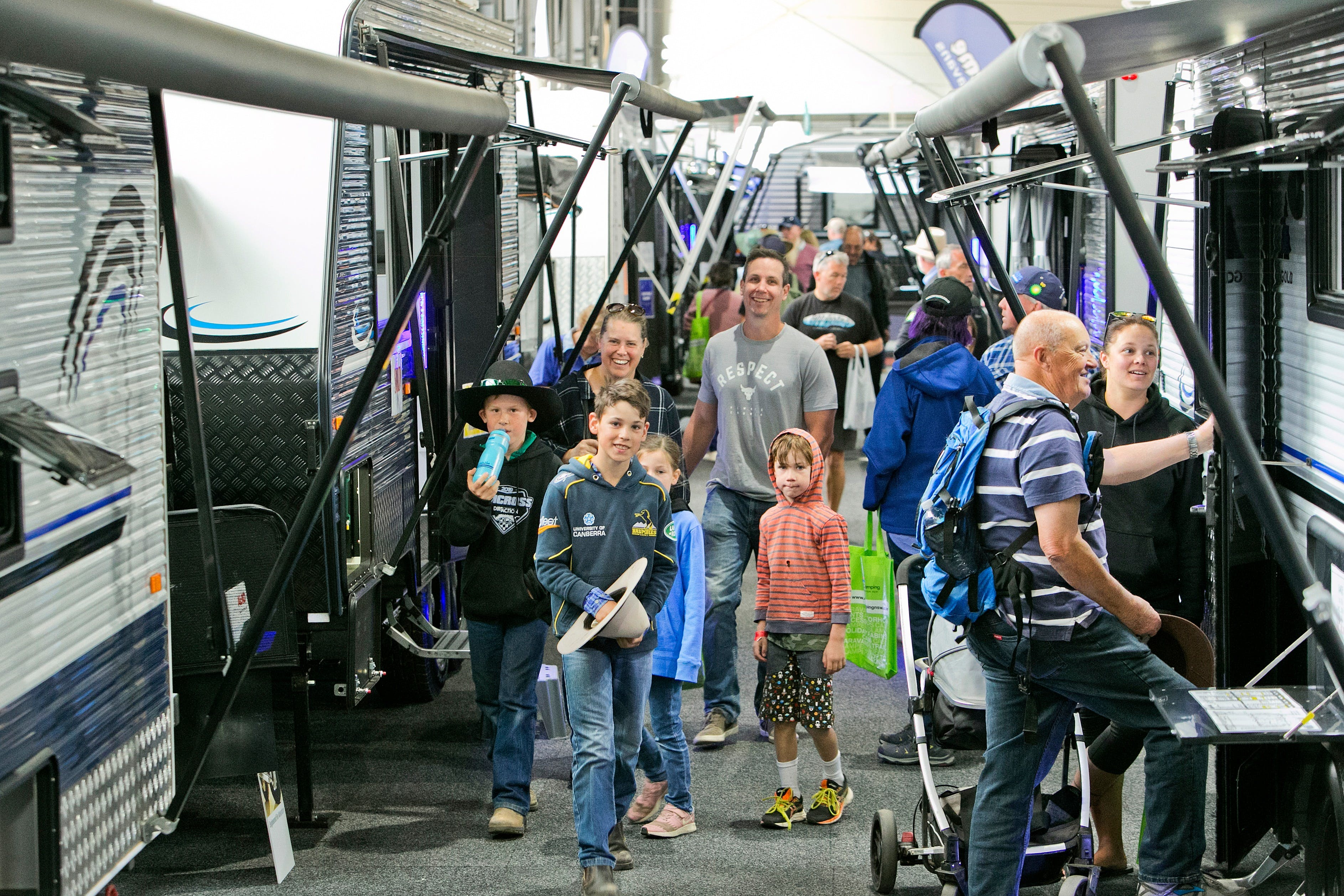 Canberra Caravan Camping Outdoor Expo - Accommodation Brisbane