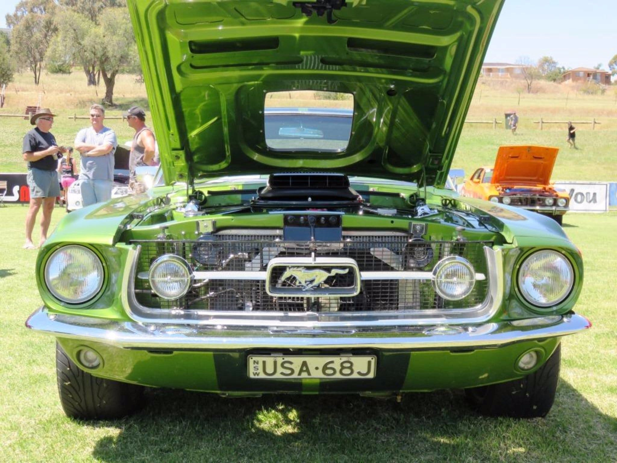 Central West Car Club Charity Show and Shine - Accommodation Brisbane