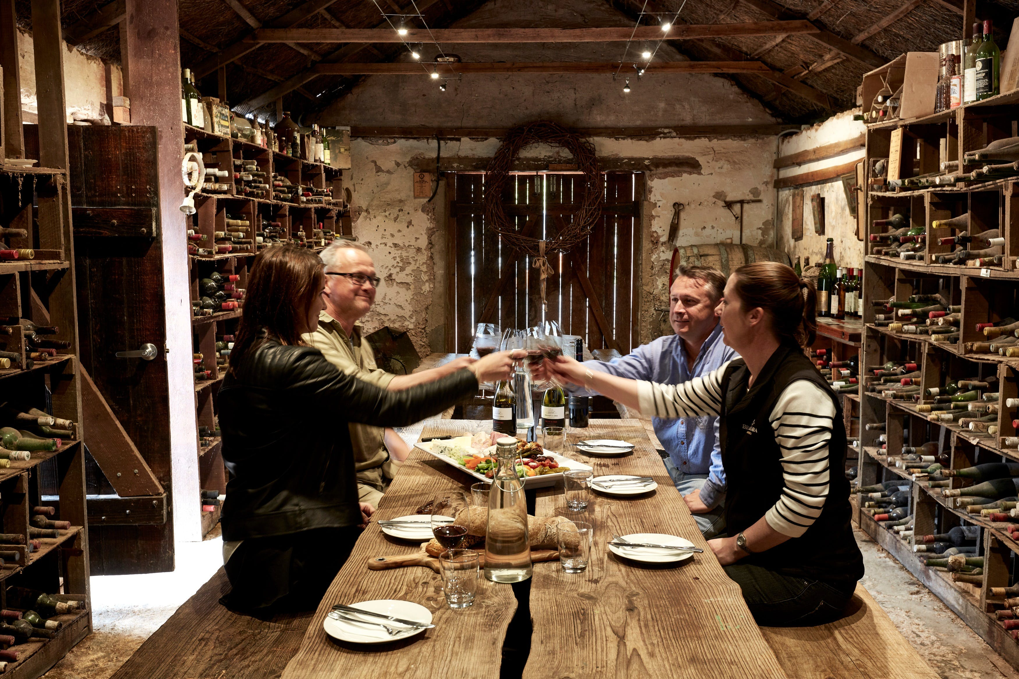 Coonawarra Cellar Dwellers - Accommodation Brisbane