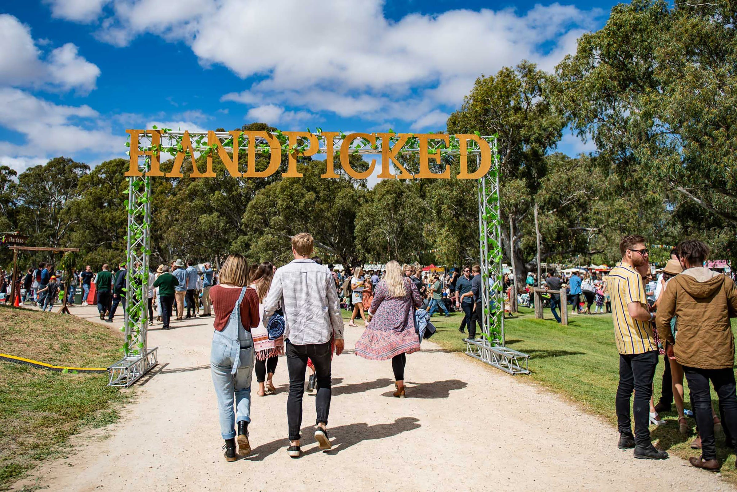 Handpicked Festival - Accommodation Brisbane