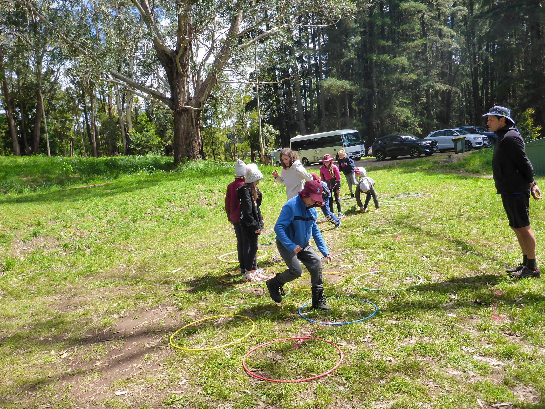 July 2020 Holidays- Forest Adventures Treasure Hunt - Accommodation Brisbane