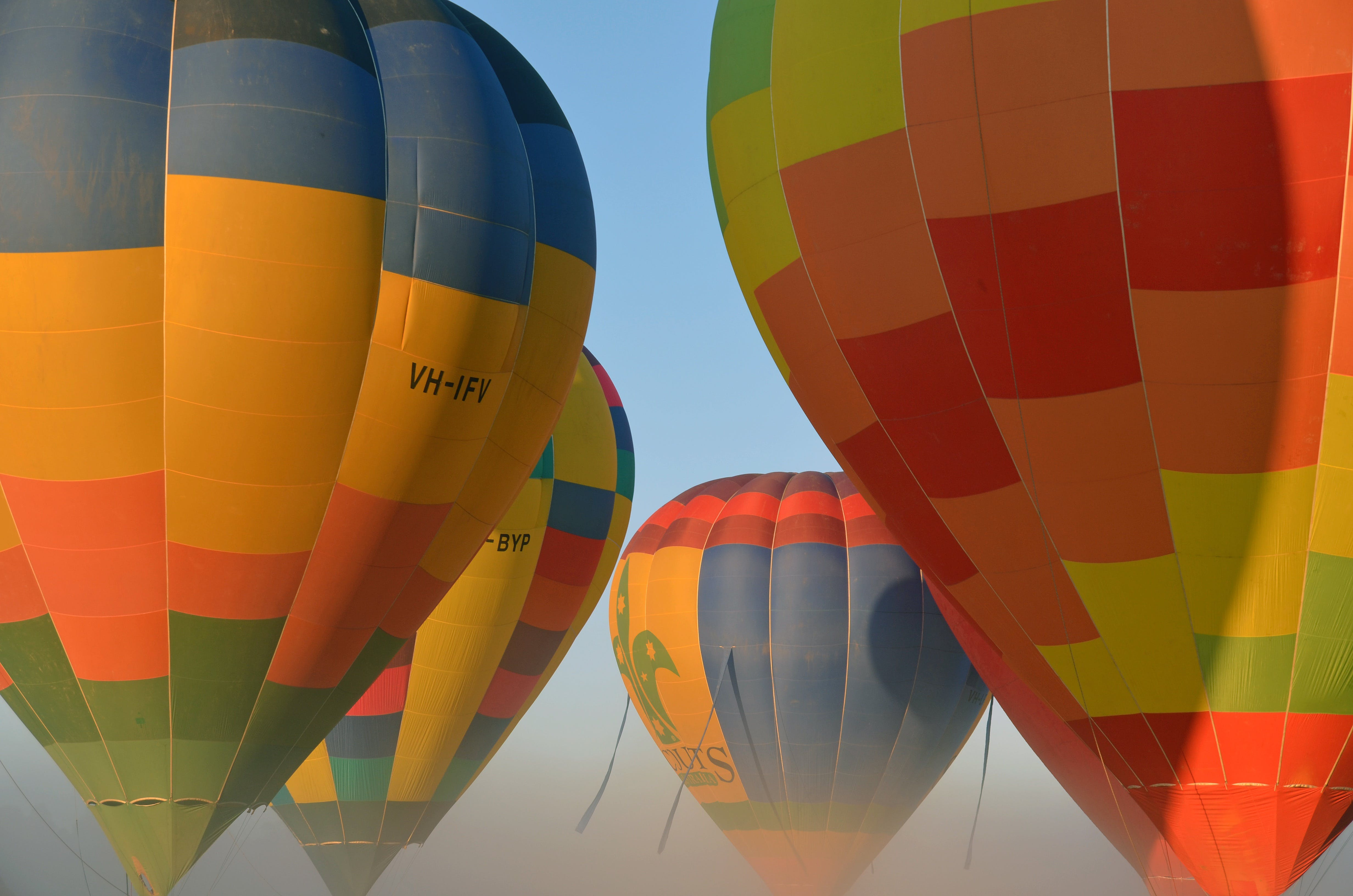 King Valley Balloon Festival - Accommodation Brisbane