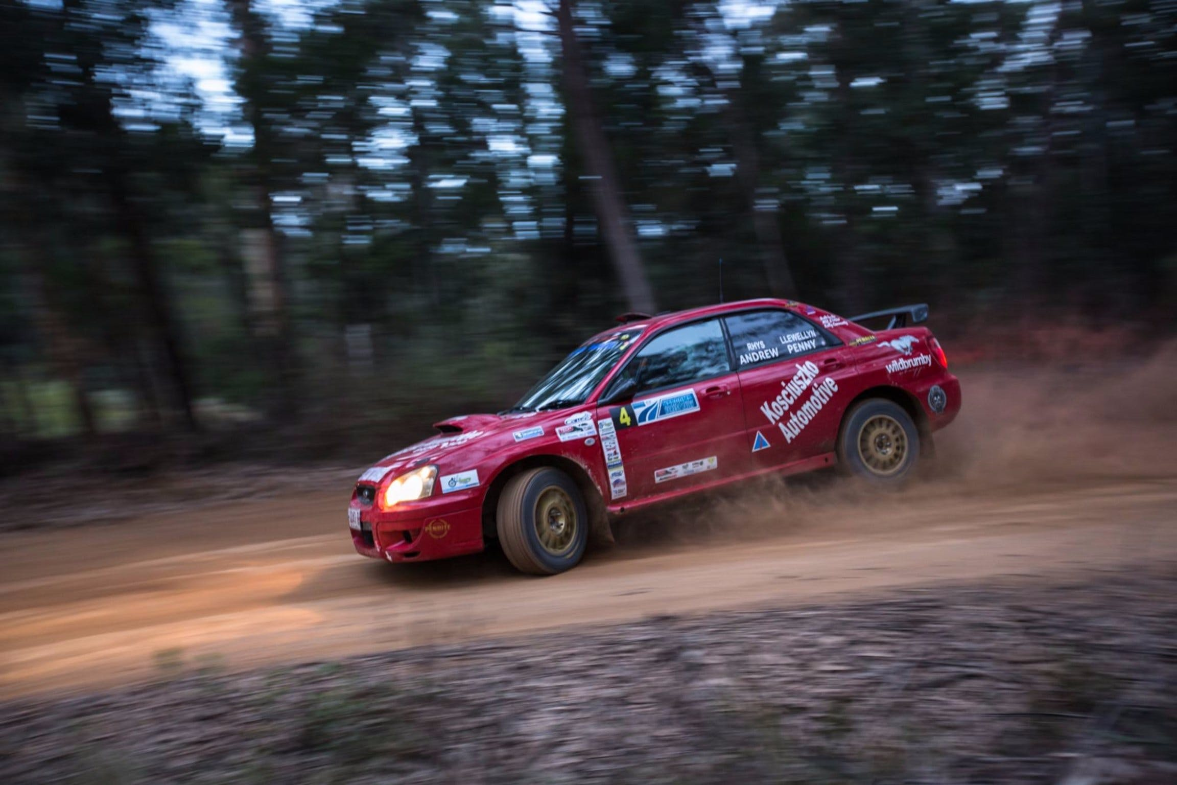 Narooma Forest Rally - Accommodation Brisbane