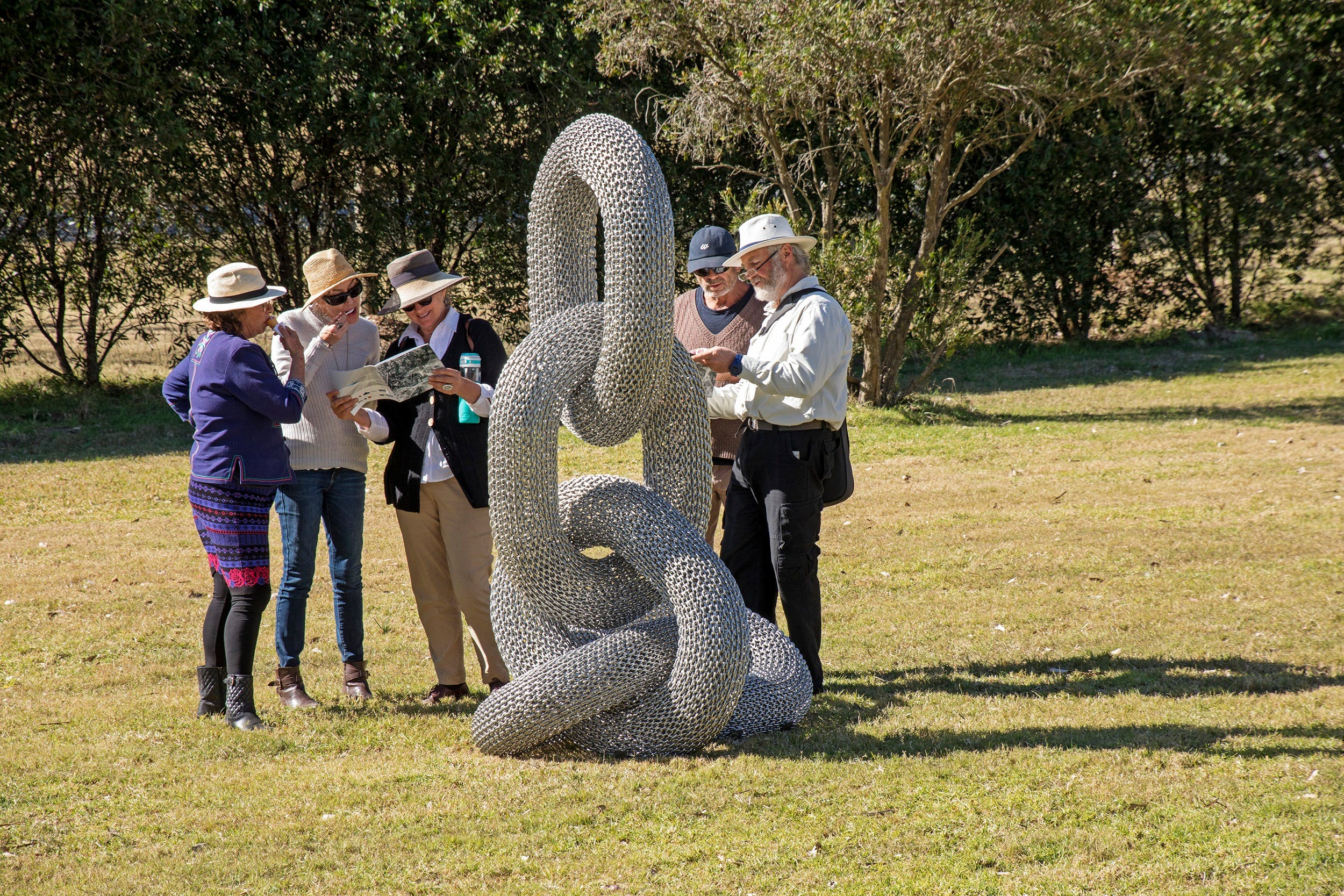 Sculpture for Clyde - Outdoor Exhibition - Accommodation Brisbane