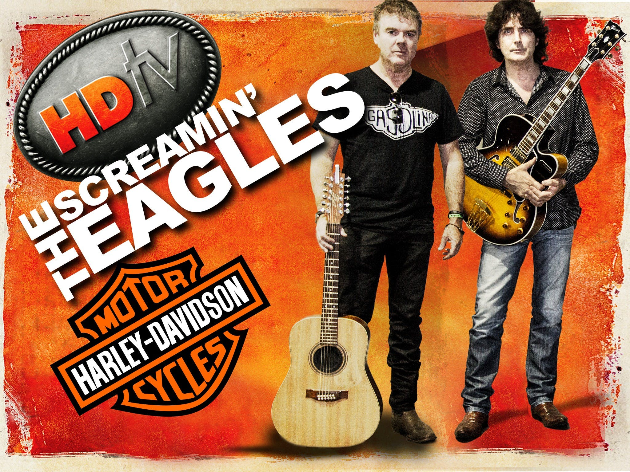 The Screamin' Eagles perform live and free at the Mulwala Water Ski Club - Accommodation Brisbane