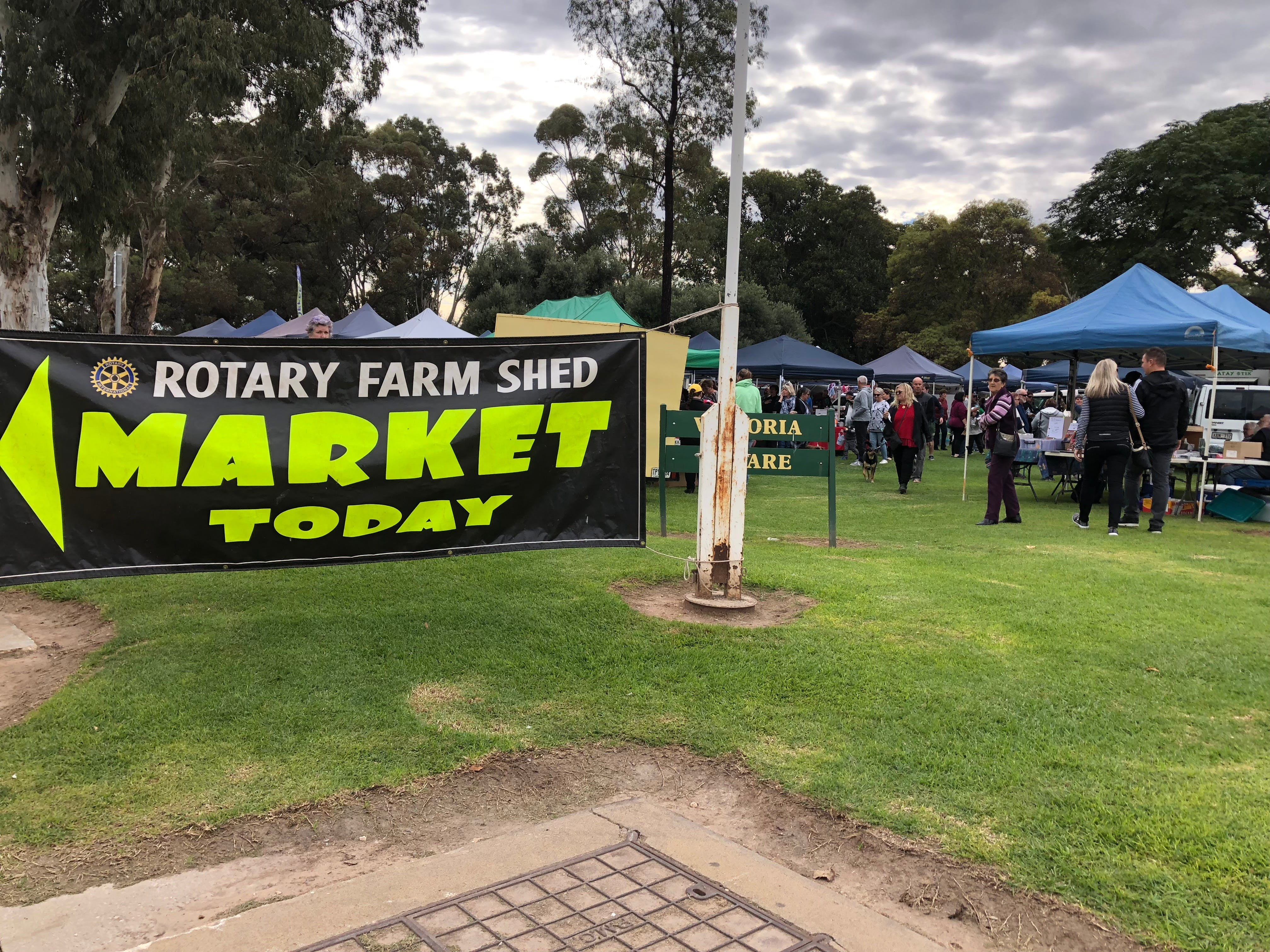 The Rotary Markets Kadina - Accommodation Brisbane