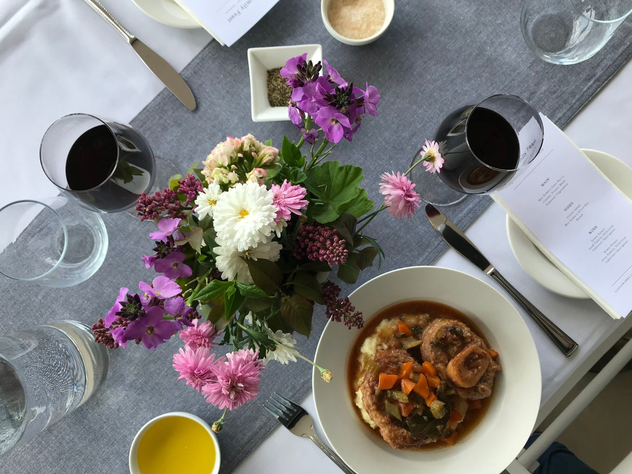 The Family Feast  Three Coonawarra families three tables three courses. - Accommodation Brisbane