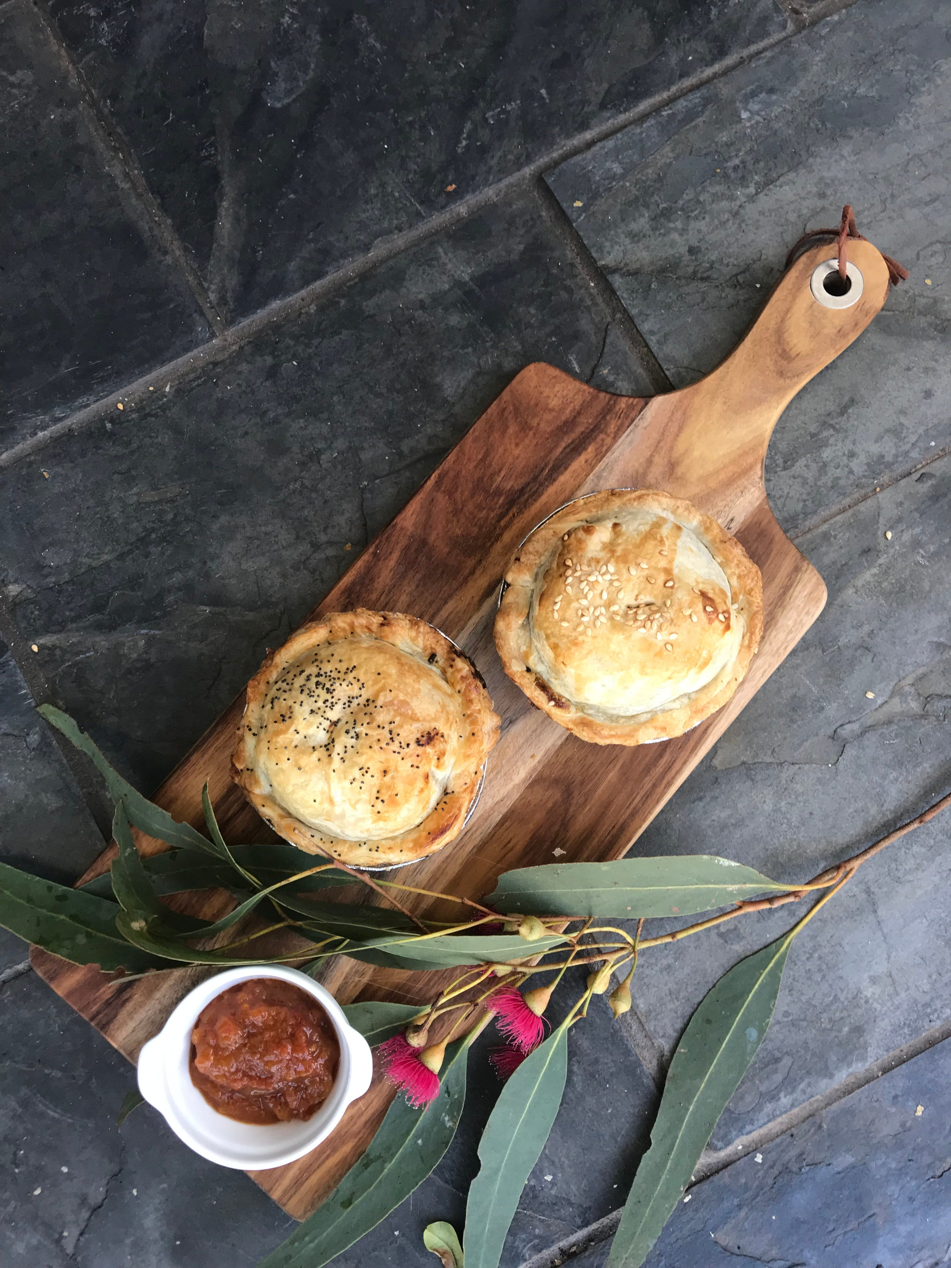 Aged Wine and Vintage Pies - Accommodation Brisbane