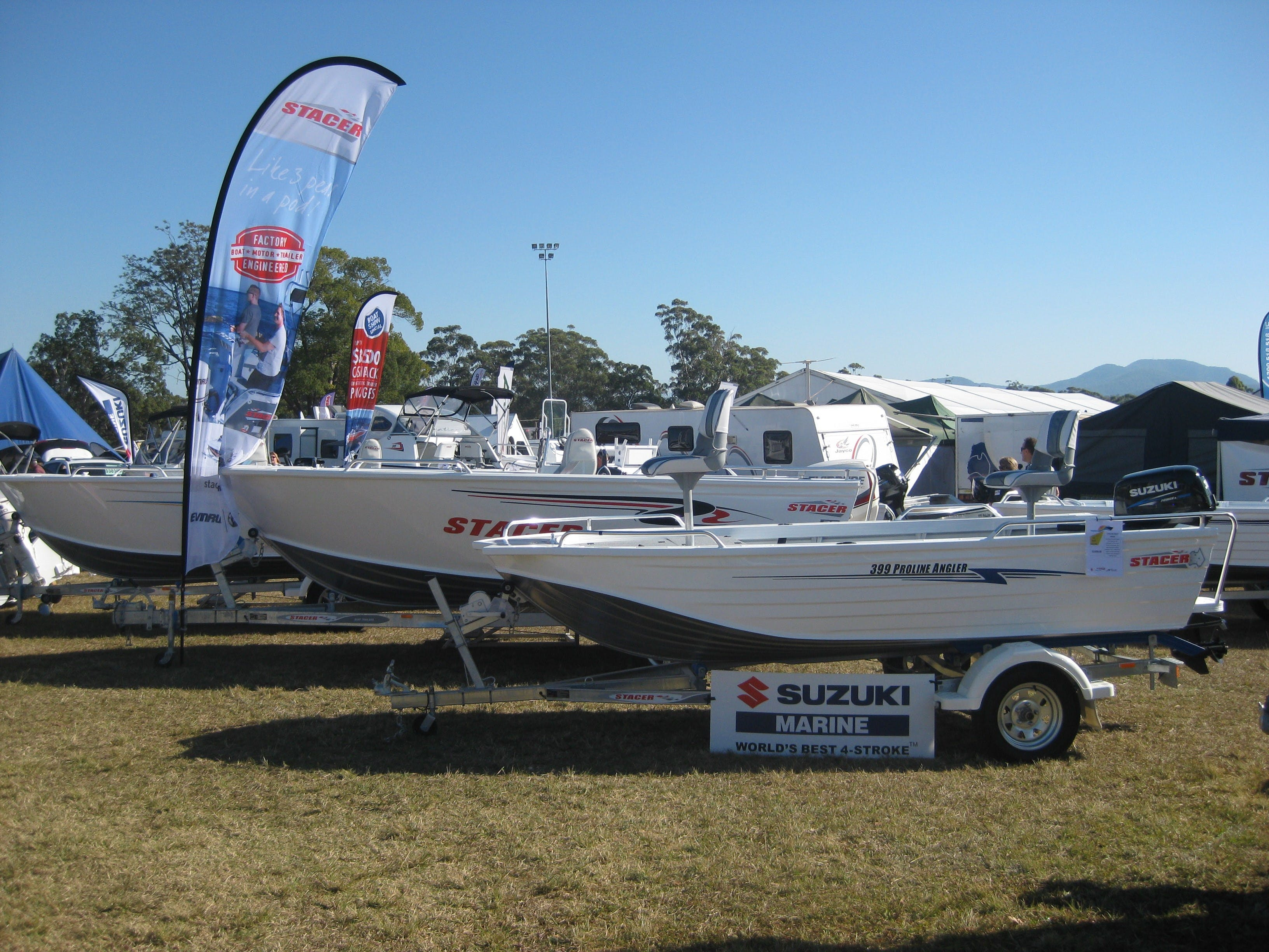 Mid North Coast Caravan Camping 4WD Fish and Boat Show - Accommodation Brisbane