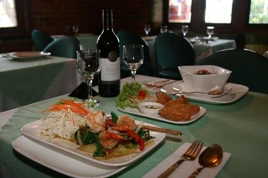 Lime Thai Restaurant - Accommodation Brisbane