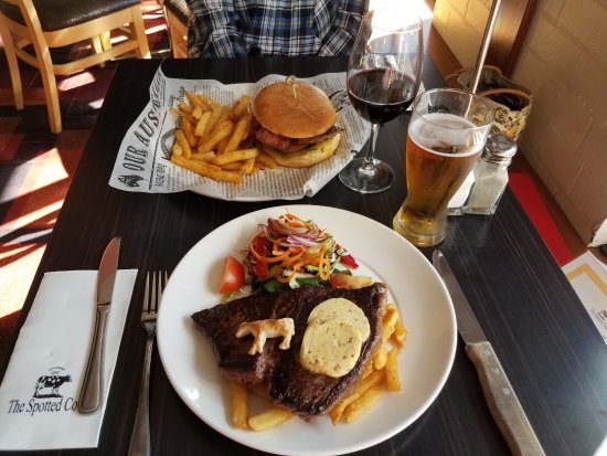 The Spotted Cow - Accommodation Brisbane