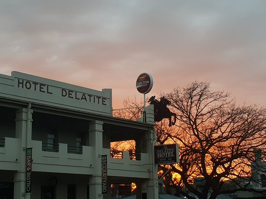 Delatite Hotel Bistro - Accommodation Brisbane