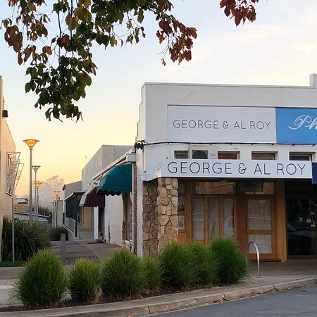 George  Al Roy - Accommodation Brisbane