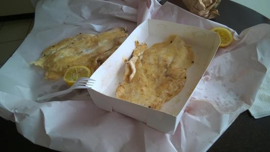 Highside fish  chips cafe - Accommodation Brisbane