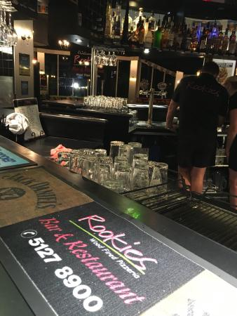 Rookies Pizzeria Bar  Grill - Accommodation Brisbane
