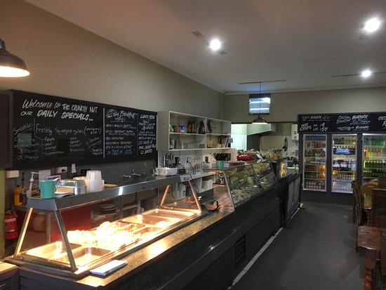 The Crunchy Nut Cafe - Accommodation Brisbane