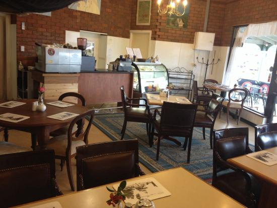 Beaufort Park Cafe - Accommodation Brisbane