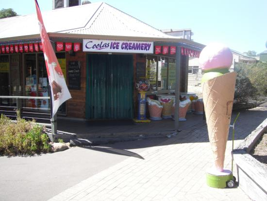 Coolas Ice Creamery - Accommodation Brisbane