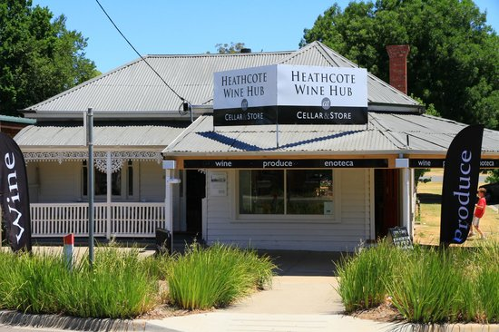 Heathcote Wine Hub - Accommodation Brisbane
