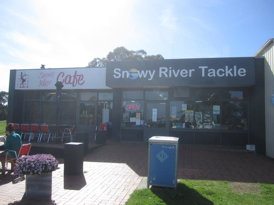 Snowy River Cafe - Accommodation Brisbane