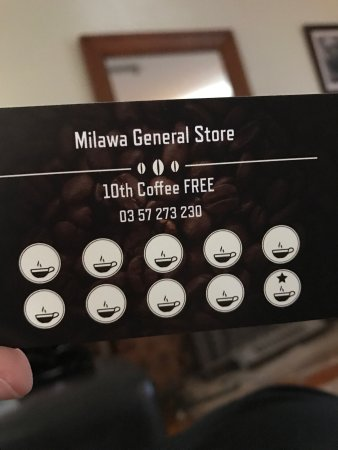Milawa General Store and Coffee Shop - Accommodation Brisbane