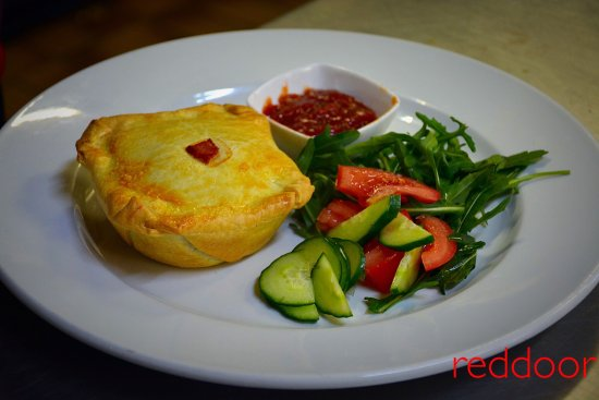 Red door cafe macedon - Accommodation Brisbane