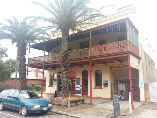Royal Hotel Dunolly - Accommodation Brisbane