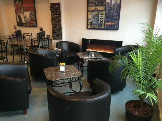 SKYES Cafe  Courtyard - Accommodation Brisbane