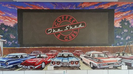 The Shed Coffee And Cars - Accommodation Brisbane