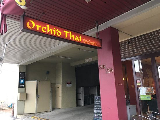 Orchid Thai Cuisine - Accommodation Brisbane