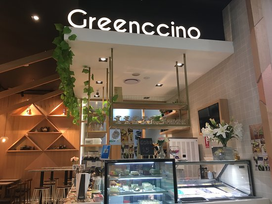 Greenccino - Accommodation Brisbane