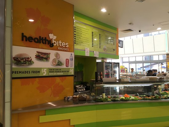 Healthybites - Accommodation Brisbane