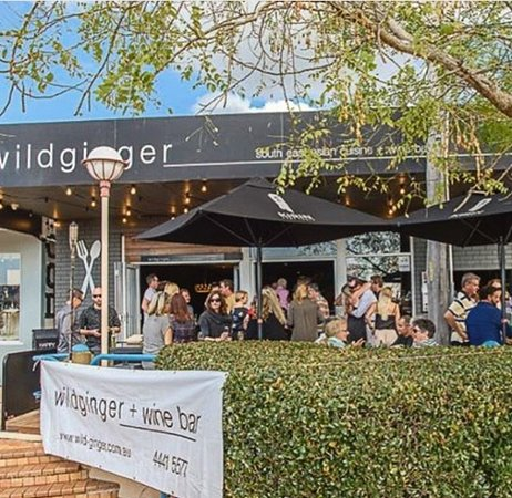 Wild Ginger - Accommodation Brisbane