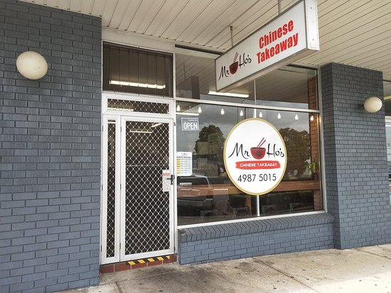 Mr Ho's Chinese Takeaway - Accommodation Brisbane