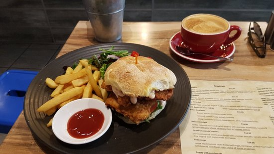 Paula's cafe - Accommodation Brisbane