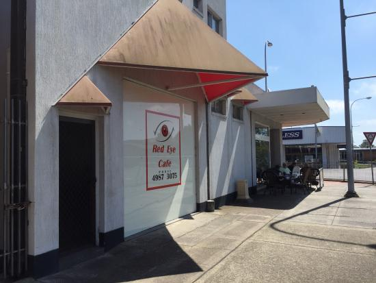 Red Eye Cafe - Accommodation Brisbane