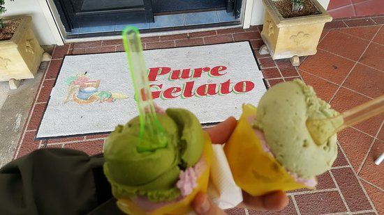 Pure Gelato - Accommodation Brisbane