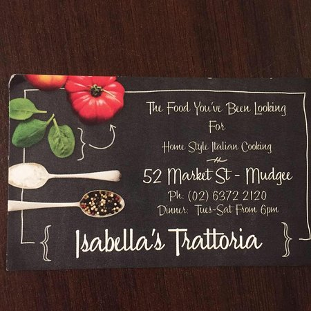 Isabella's Trattoria - Accommodation Brisbane