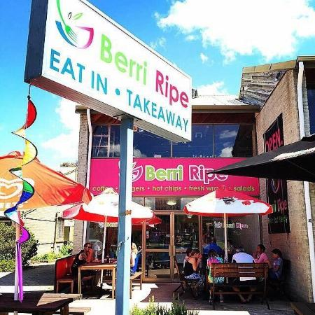 Berri Ripe Cafe  Takeaway - Accommodation Brisbane